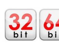 win7系统中,32位、64位和86位的有什么区别?