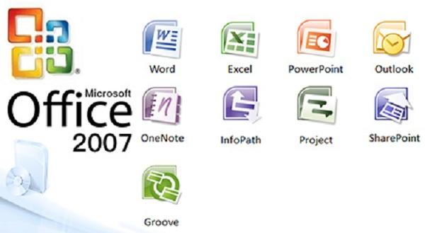 正版office2007简体中文专业版