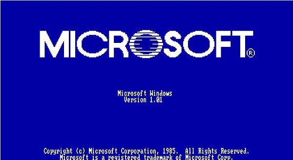 微软辞退windows部门,盘点微软发布所有windows系统