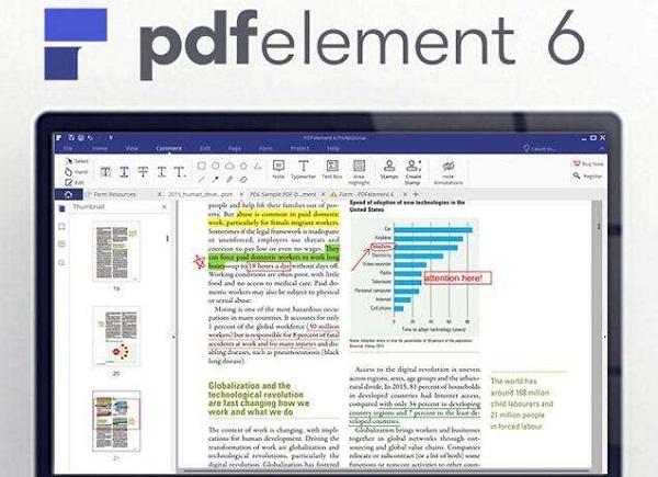 PDFelement 6下载