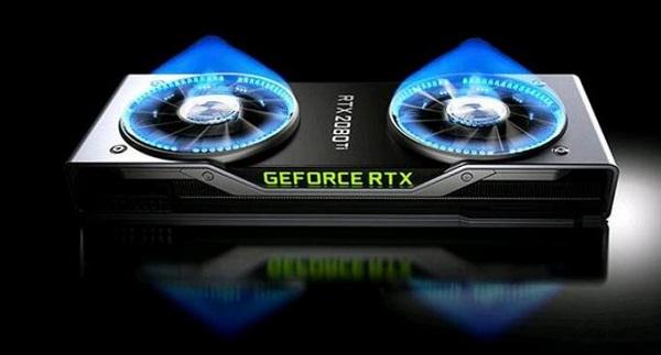 英伟达公布RTX2080和GTX1080的测试对比,不至于强出6倍吧