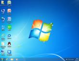 青苹果家园 Ghost Win7 SP1 64位 装机旗舰版 V2019.02[支持UEFI+GPT自动安装]
