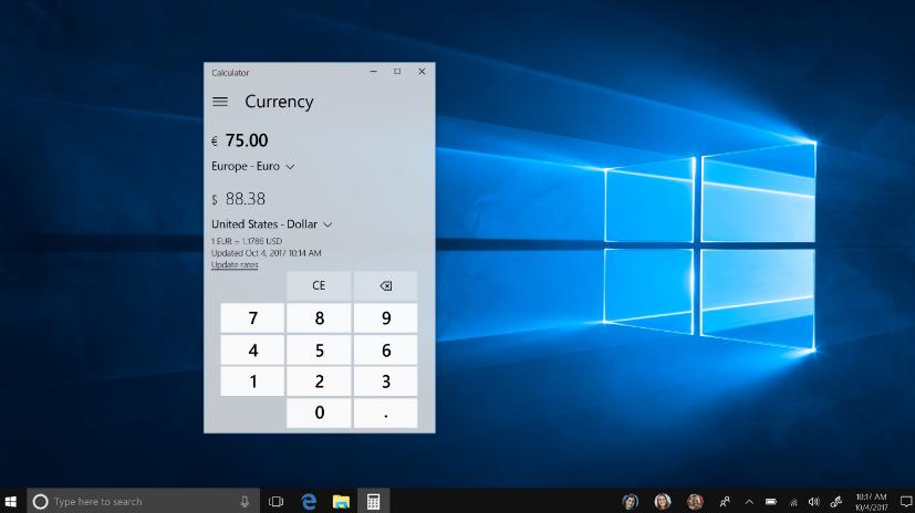 微软开源Windows10计算器:源代码已上传至GitHub