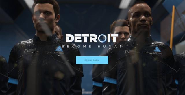 《底特律:变人》公布推荐配置:GTX 1080+12GB内存