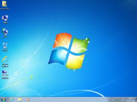 青苹果家园 Ghost Win7 SP1 64位 经典纯净版 V17.2[支持UEFI+GPT]