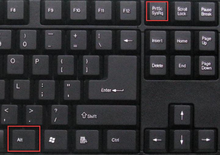 win7截屏快捷键是什么