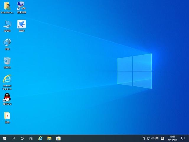 电脑公司 Win10系统 64位 装机版 V2019.12_Win1064位装机版