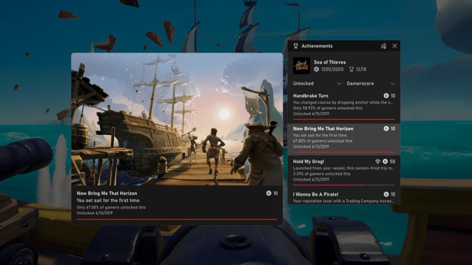 微软最近更新了Windows10新特性:Xbox全面支持显示实时帧数功能!-第2张图片
