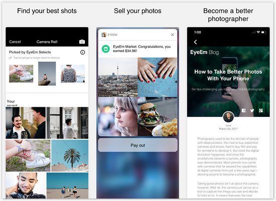 EyeEm:一个用摄影技术打造社群交流的工具