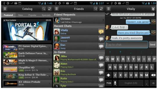 Steam手机版:一款Steam玩家必备的在线交流社区