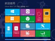 【Win7 32位精品】Ghost Win7 SP1 32位纯净版 V6.1