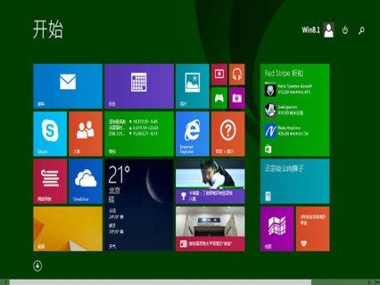 Windows8.1 With Update3 官方中文正式版下载(32位&64位)